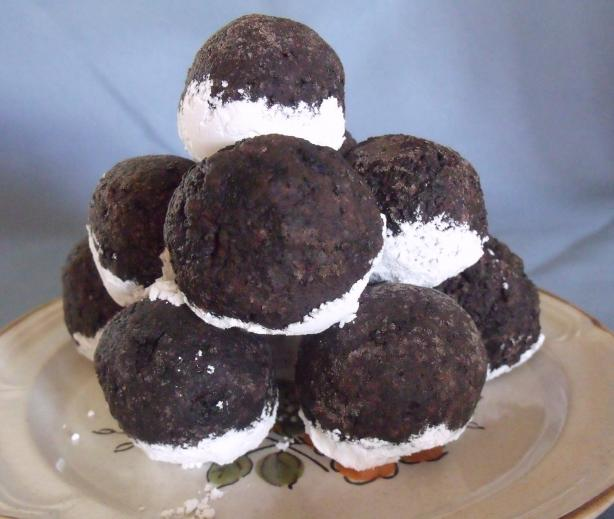 Easy Peasy Oreo Balls