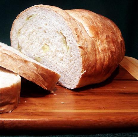 Artisan Sourdough Garlic Bread