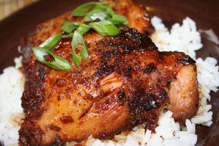 The Emperor's Slow Cooked Chicken (Crock-Pot)