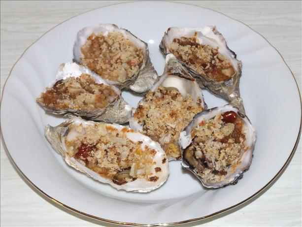 Thai Barbecued Oysters