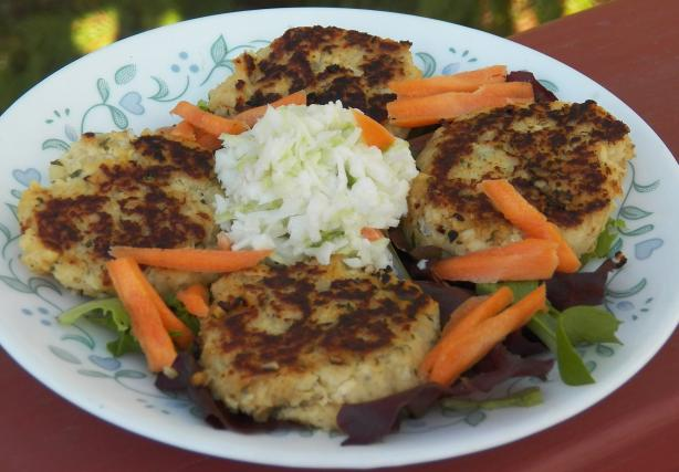 Hg's Fit and Crabulous Crab Cakes - Ww 5 Pts