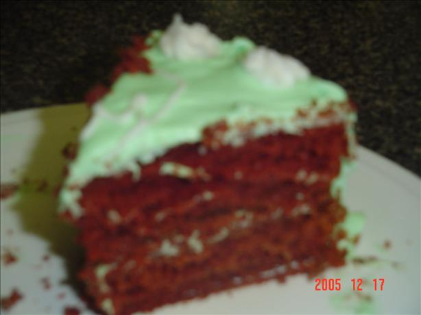 Real Red Devil's Food Cake