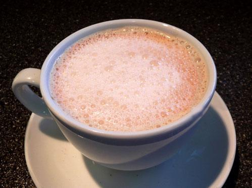 Miss Kitty's Quick & Easy Chai Tea Latte