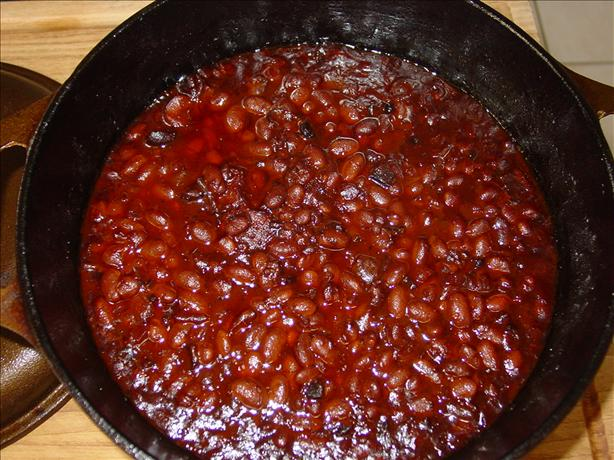 Boston Baked Beans in Bean Pot - Durgin-Park
