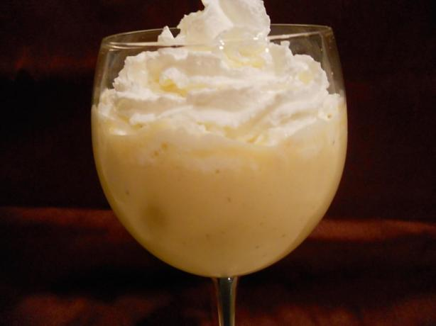 Bananas Foster Smoothie (Alcoholic)