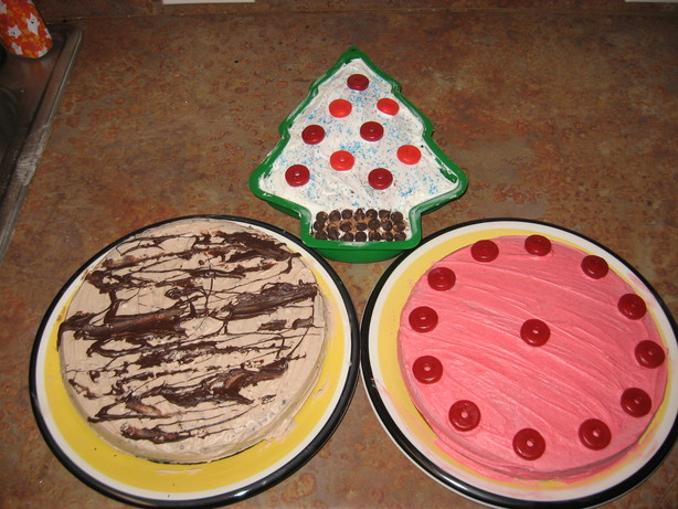 Kimmy's Chocolate Mousse Cake