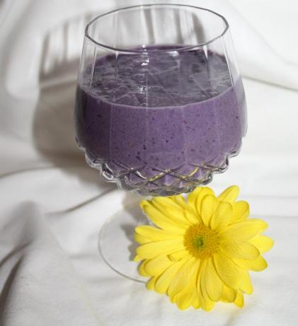 Yogurt Fruit Smoothie