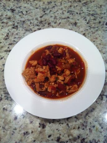 Gish's Amazing Chili for the Crock Pot