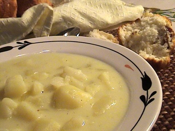 Old Fashioned Potato Soup