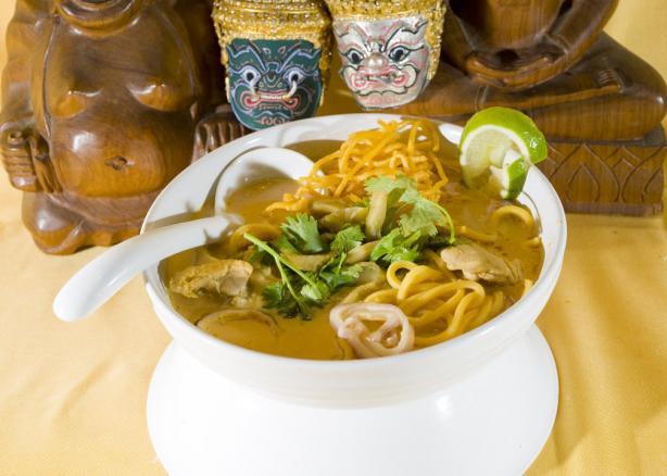 Chiang Mai Thai Noodle Soup
