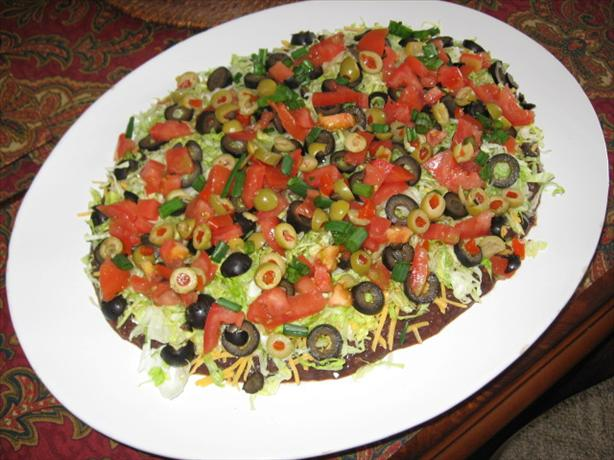 9-Layer Mexican Dip