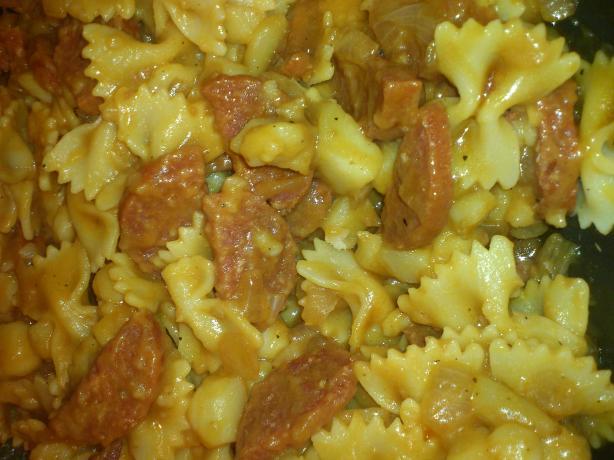 Monica's Potatos With Pepperoni & Pasta #5FIX