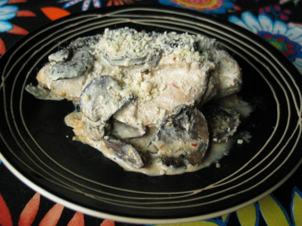 Creamy Italian Chicken--Crock Pot Recipe