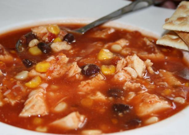 Banders Chicken Salsa Soup