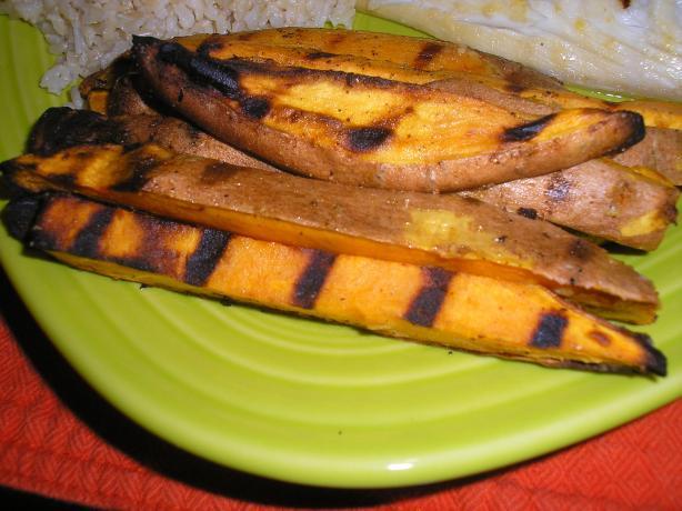 Thai Inspired Sweet Potato Fries