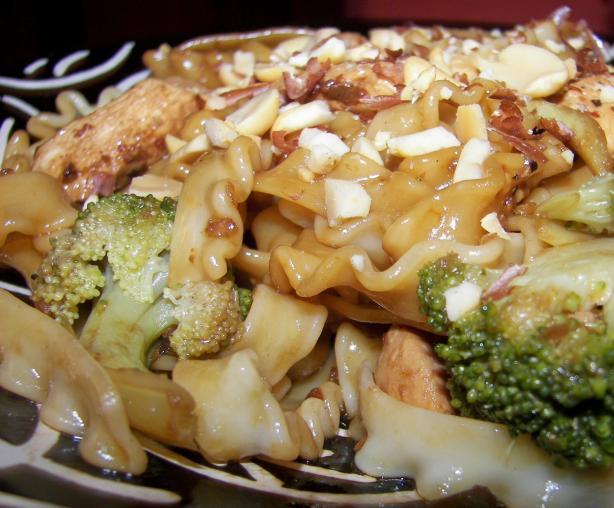 Spicy Thai Pasta