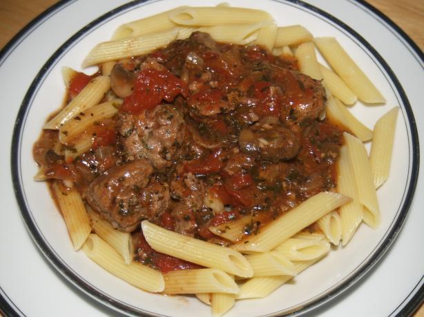My Spaghetti Sauce