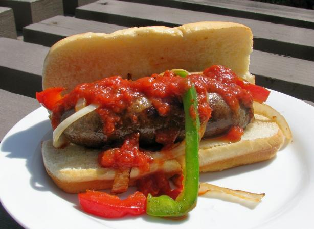 Italian Saucy Sausage Sub