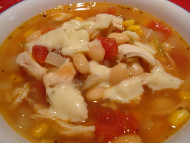 Mexican 'White' Chicken Chili