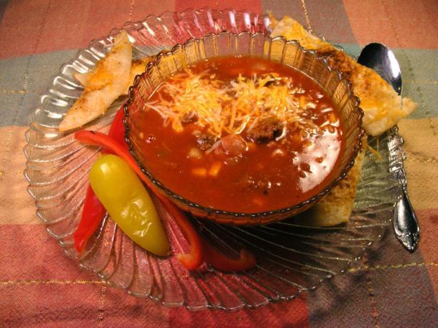 Denise's Taco Soup