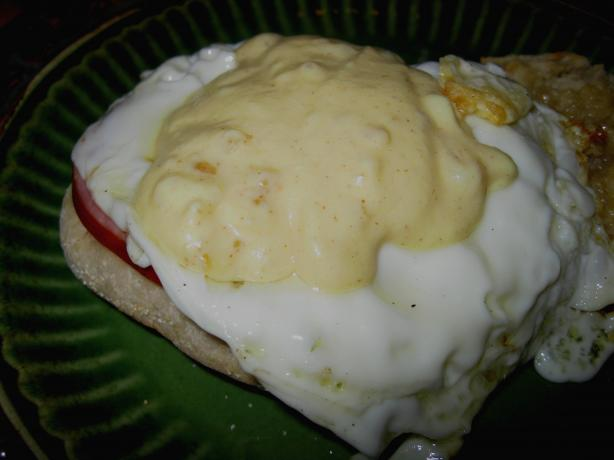 Healthier Hollandaise Sauce With Variations