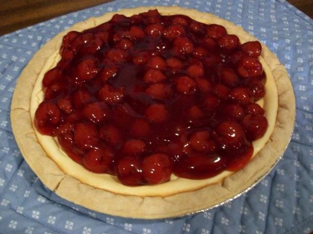 Cherry Cheesecake - Reduced Fat