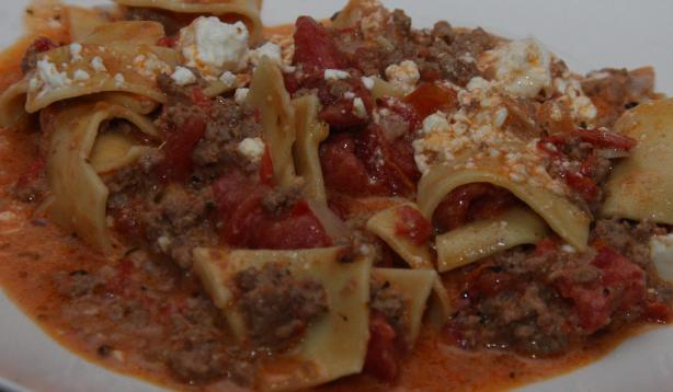 Skillet Pastitsio - America's Test Kitchen