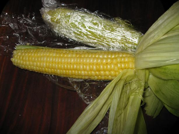 Easy (Better Than Boiled) Corn on the Cob