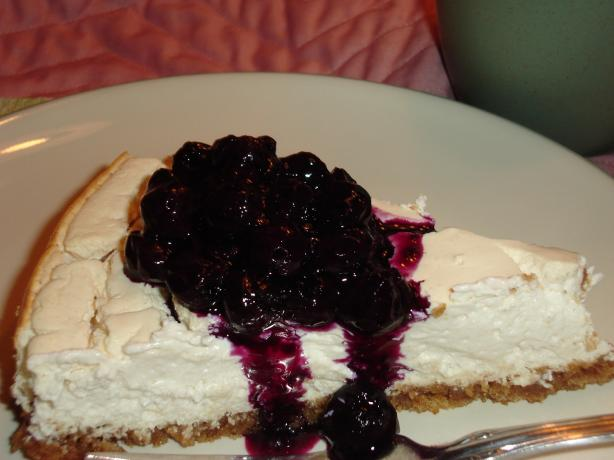 German Cheesecake (Fat Free; Sugar Free)
