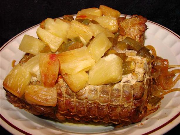 South Pacific Pork Roast (Crock Pot)