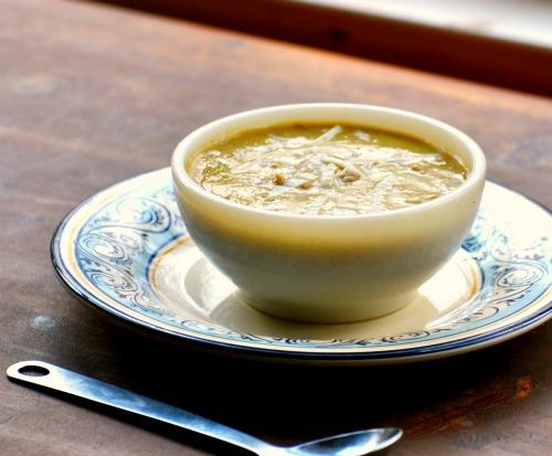 Split Pea Soup (Crock Pot) - Dairy Free