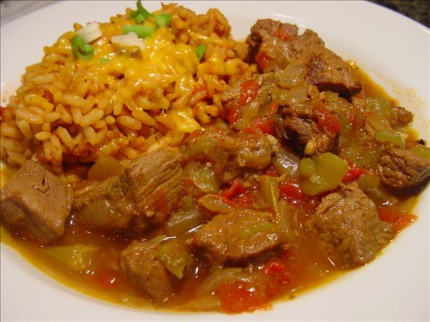 Chile Verde (Beef or Pork)