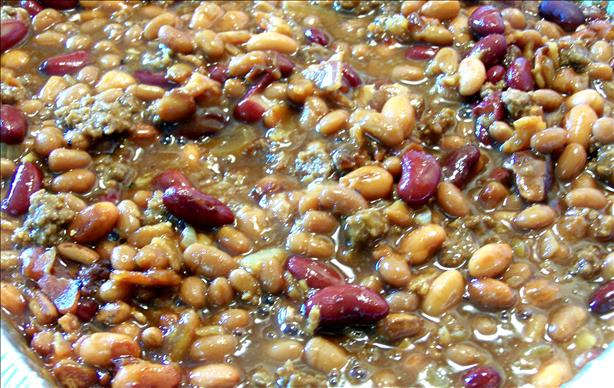 Not Your Ordinary Boston Baked Beans