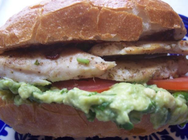 Spicy Southwest Chicken Sandwich