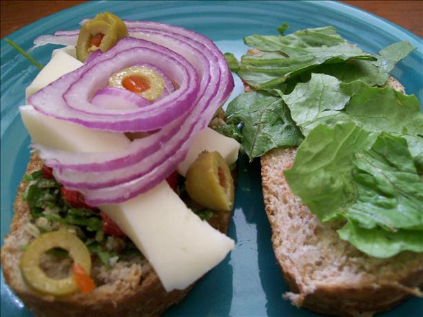Italian Deli Sandwiches