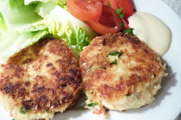 Froggie's Spicy Crab Cakes