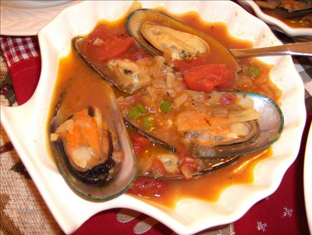 French Country Mussels