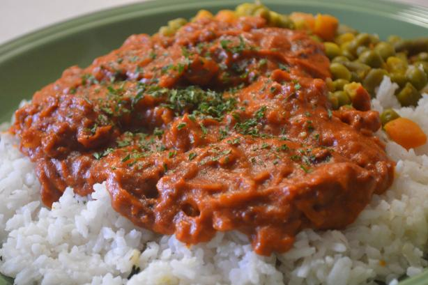 Creamy Curry Sauce