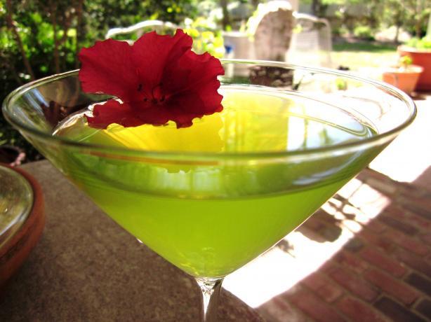 Midori Margarita (alcoholic beverage)