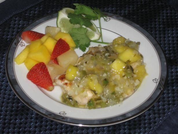 Tropical Citrus Sauce