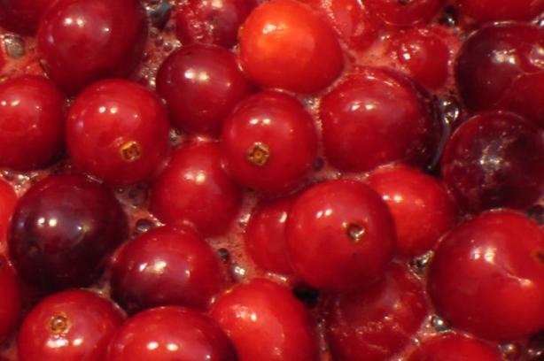 Citrus-Cranberry Sauce