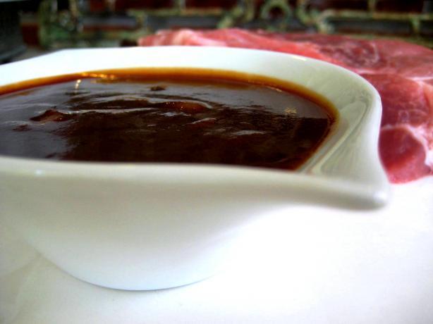 Sweet & Hot BBQ Sauce
