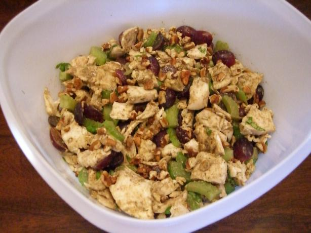 Balsamic Vinaigrette Chicken Salad