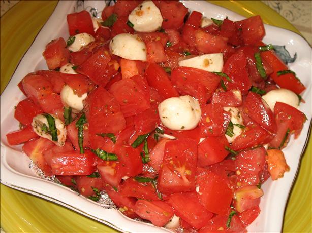 Italian Tomato Salad