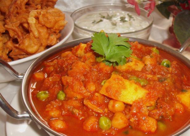 Rezika's Chicken & Vegetable Curry