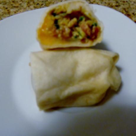 Sausage Breakfast Burritos (Oamc)