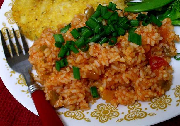 My Version of Mexican Rice
