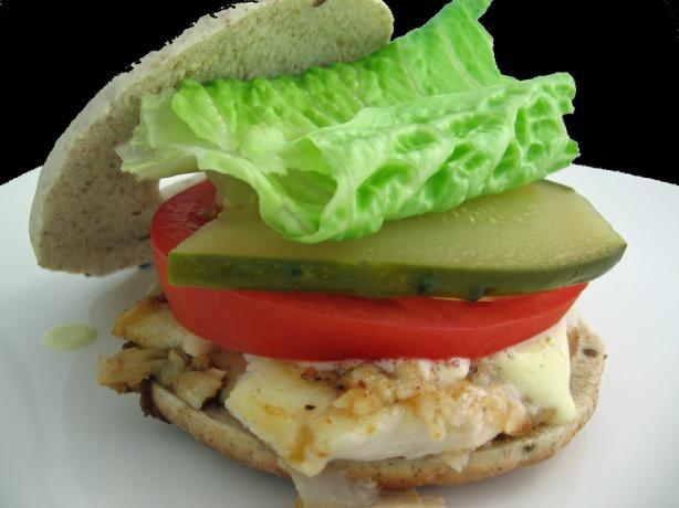 Catfish Sandwiches (Ww)