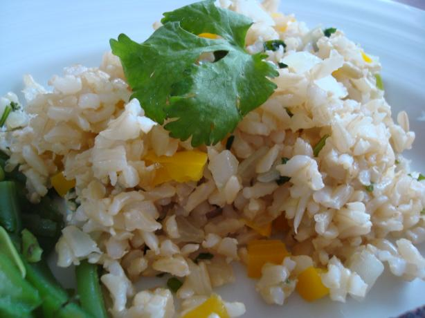 Tico Rice (Veg*n & Brown Rice)