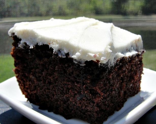 Absolutely Divine Devil's Food Cake